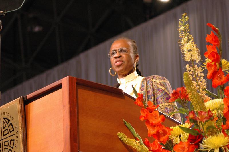 The Rev. Kathryn Love, Assistant Director for Evangelism/Director for Prayer and Renewal
