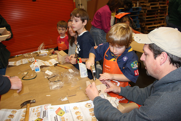 Home Depot Go-See-It 2013