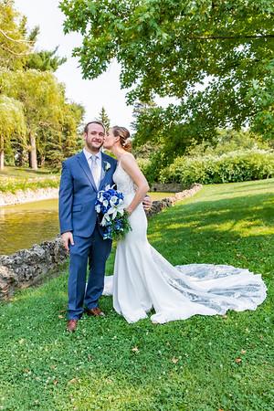 Jessica and Kyle Hartl