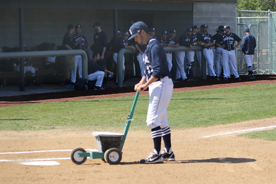 Linfield vs George Fox, game one, April 18, 2015