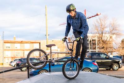BMX Bikers- Weird and revered!
