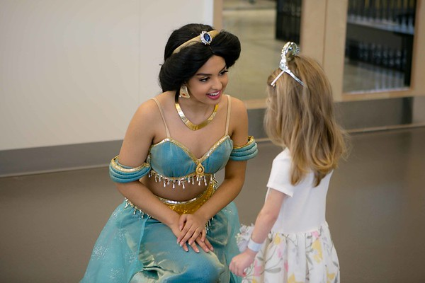 If The Shoe Fits: A Seattle Humane Princess Party