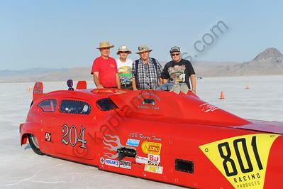 Bonneville Speed Week 2012 Door Cars