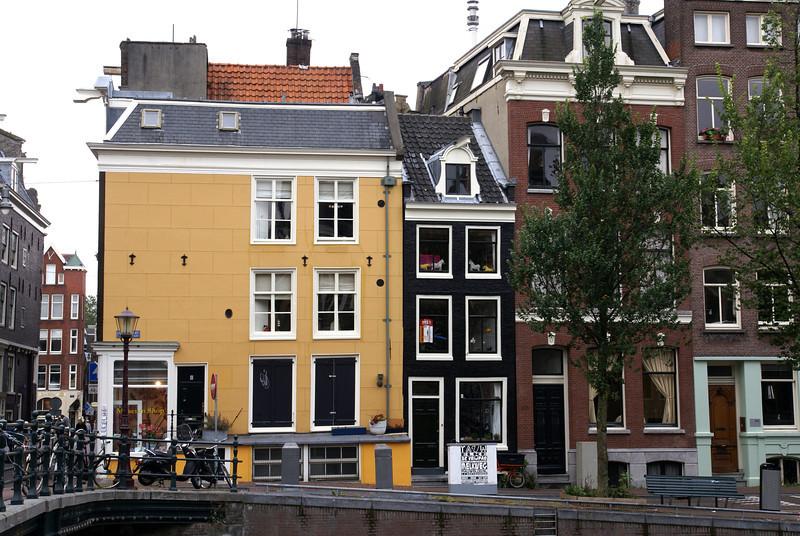 Canal street buildings.