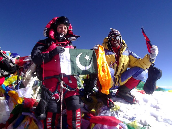 Women Rising - Samina Baig: Pakistani Mountaineer