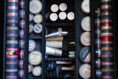 Nicole Sterni Makeup Samples