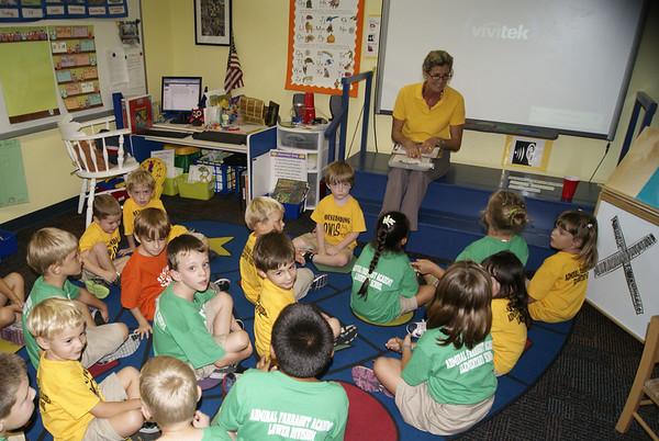 Pre-K & 1st Grade Buddies