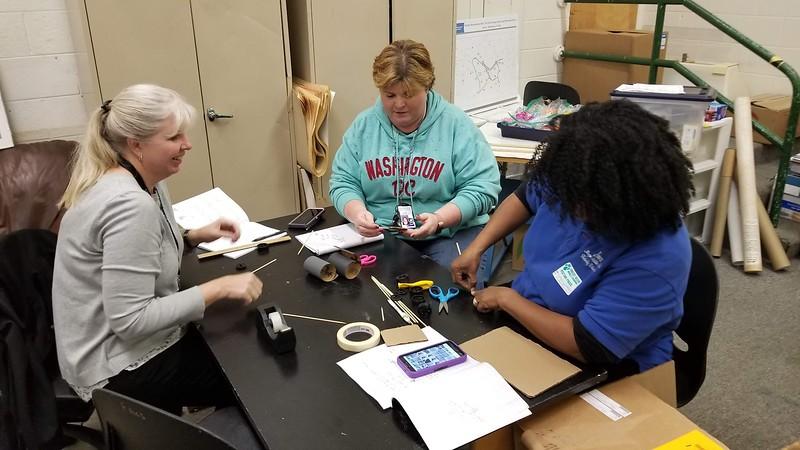 2018 EbD Training at Suffolk Public Schools, VA