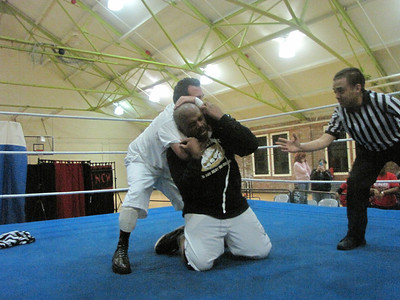 Northeast Championship Wrestling No Fear  October 29, 2011