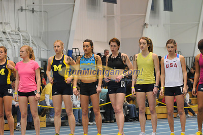 Women's Mile - 2013 Silverston Invitational