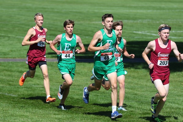 2020 Boys Cross Country at  Lakeville
