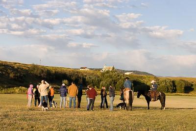 Monday Open Ranch