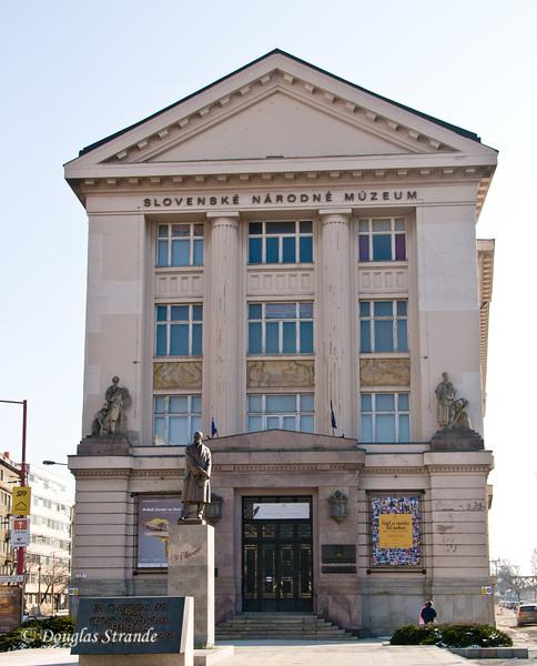 Natural History museum, Bratislava