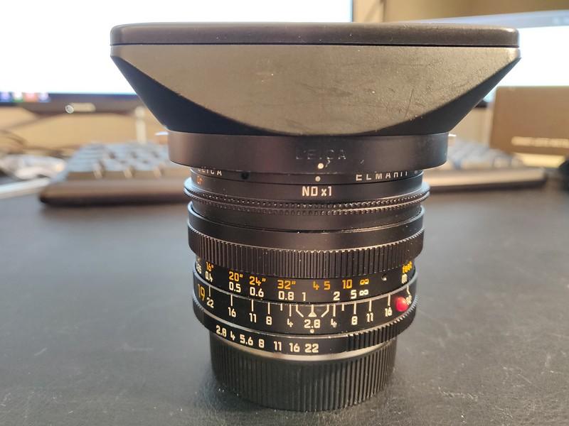 Leica 19mm 2.8 Elmarit-R II - Serial 3503701 001.jpg