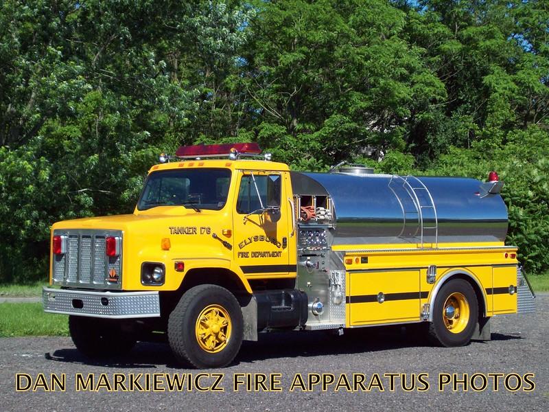 ELYSBURG FIRE CO.