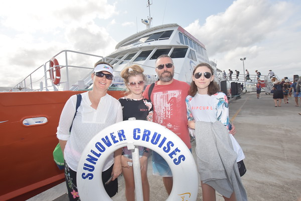 Sunlover Cruises 22nd December 2019
