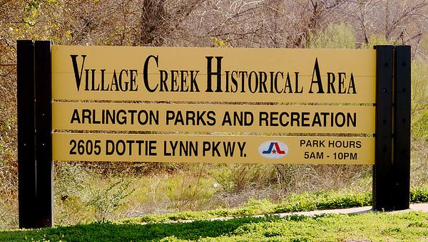 2018 Village Creek Historical Area