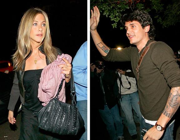 2008-05-14 - John Mayer and Jennifer Aniston