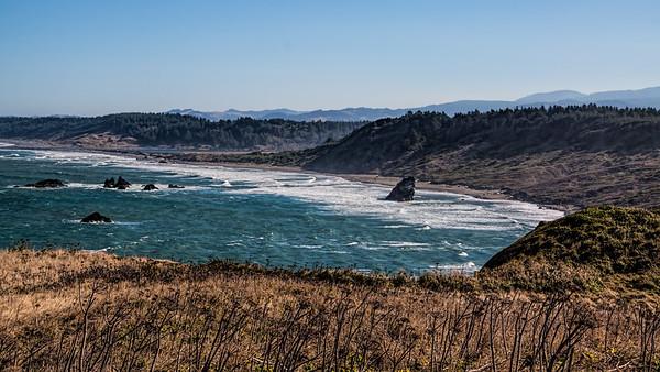 Cape Blanco State Park - Oregon coast
