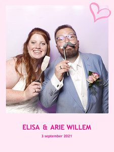 Bruiloft Elisa & ArieWillem