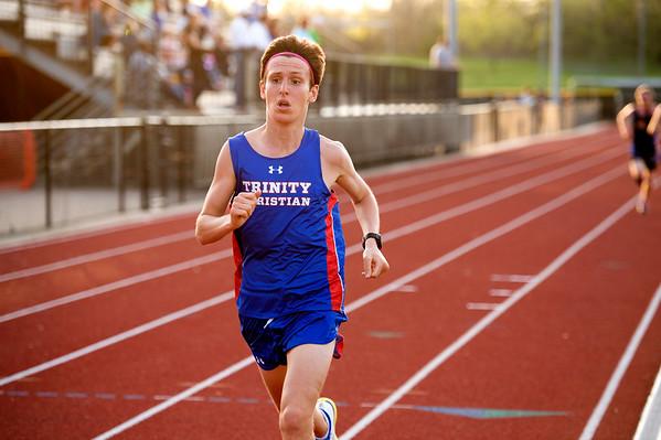 2016-03-23 TCA-Addison Varsity Track & Field - Cistercian Relays