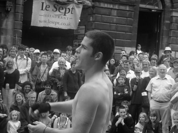 Edinburgh Fringe Festival [2003]