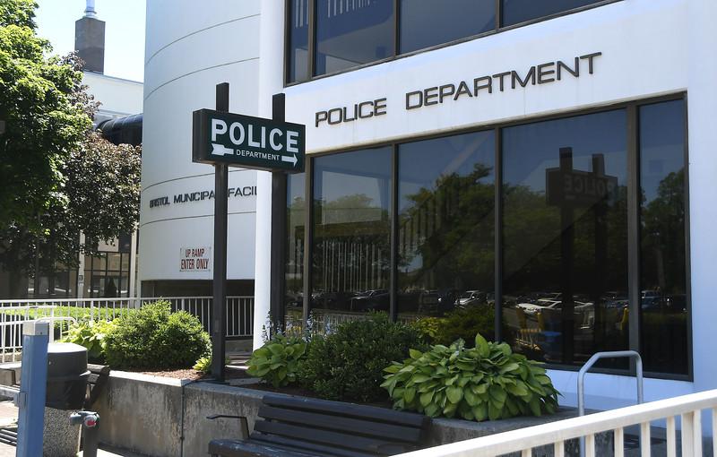 6/22/2017 Mike Orazzi   Staff The Bristol Police Department.