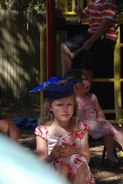 Claremont Kids graduation