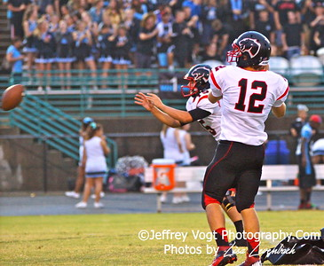 09-12-2013 Quince Orchard HS at Whitman HS Varsity Football, Photos by Jeffrey Vogt Photography with Lisa Levenbach