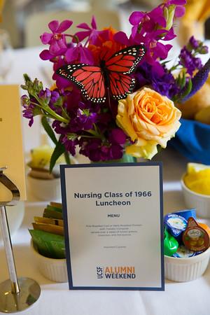 UCSF School of Nursing Alumni Weekend: Class of 1966  4.8.16