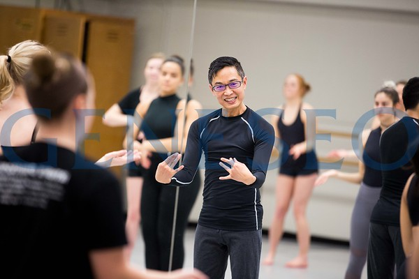 Dance Master Class with Chung-Fu Chang