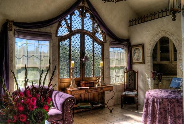 A Cottage And A Castle