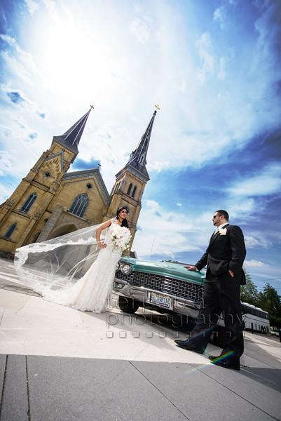 Gabriella & Tamer's Mid-Summer Holiday Weekend Wedding
