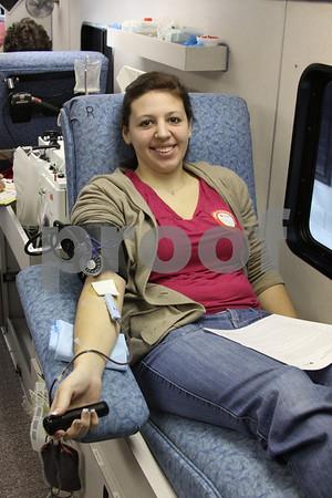 Blood Drive in Memory of Wilma Jones - January 2010