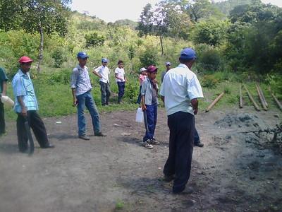 Site Visits- Los Chaguites, Jinotega