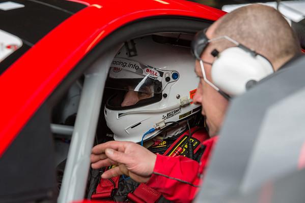 VLN 2 Audi R8 LMS test