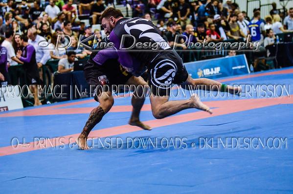 PURPLE  BELT Pan Jiu-Jitsu No-GI Championship 9/27/2014
