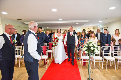 Linda & Dennis Wedding