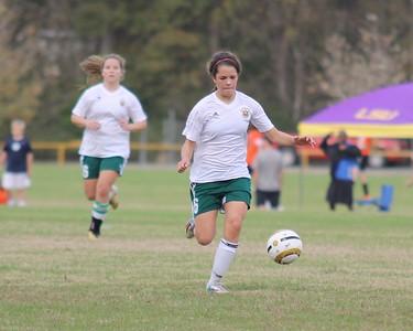 Girls Soccer (COPA)
