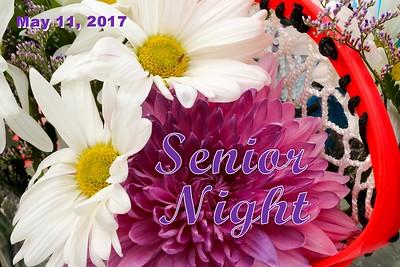 2017 Senior Night (05-11-17)