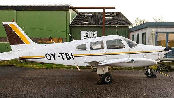 OY-TBI - Piper PA-28-161 Warrior III