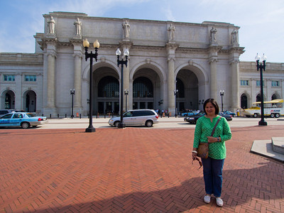 Washington, DC 2013 (Tita Mhel's US Trip)