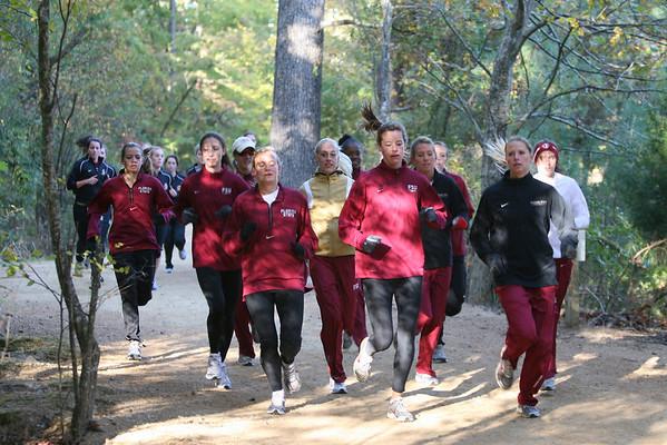 ACC Championship Women  11-1-08