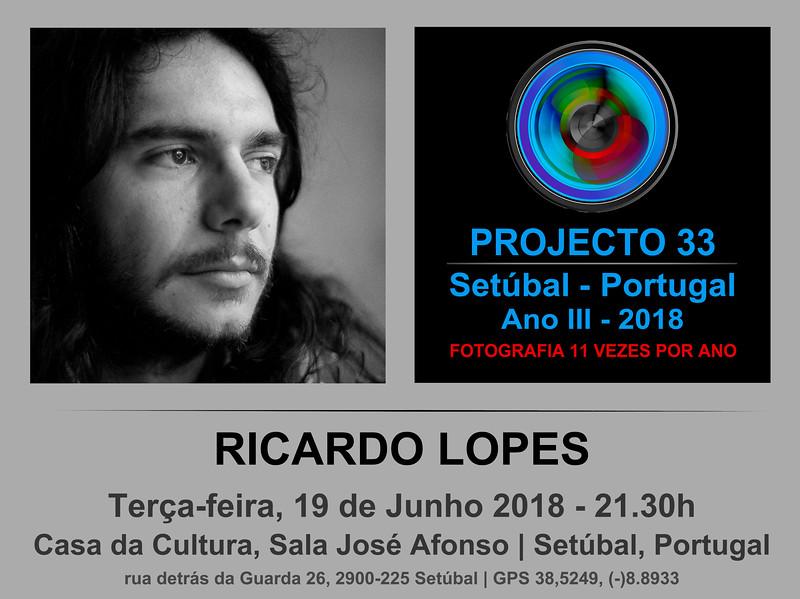 Projecto 33 Ano III - Junho 2018