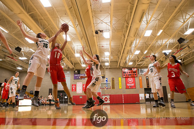 12-7-15 Rockford v Minneapolis Patrick Henry Girls Basketball