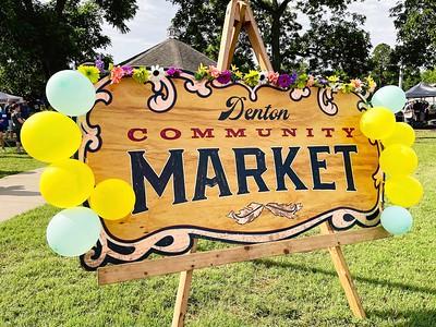 Outreach @ Denton Market  (12 Jun 21)