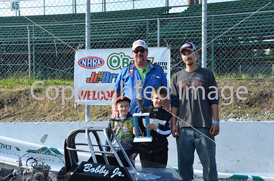 AUTO MAX Drag Racing Series Bracket Race #5 - June 10th, 2012