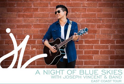 2012.11.03 | Live Show: Joseph Vincent Brings Blue Skies to Virginia