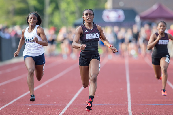Girls Track and Field Sectional - 05-18-2021