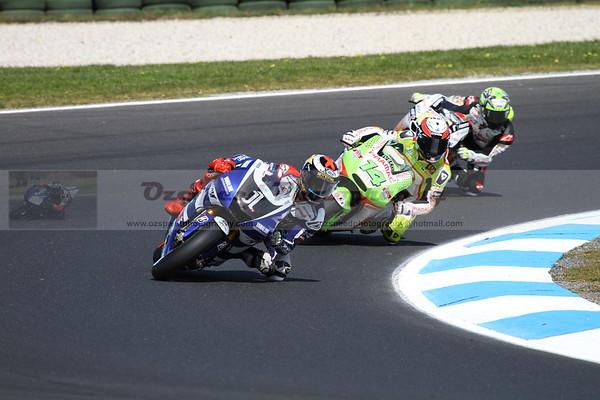 2011 OZ MotoGP